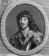 Герцог Гастон Орлеанский - брат короля Людовика XIII и постоянный противник Ришелье